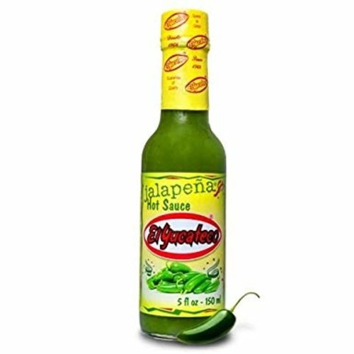 El Yucateco Salsa Jalapena, 150ml