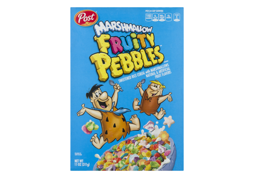 Post Marshmallow Fruity Pebbles, 311g