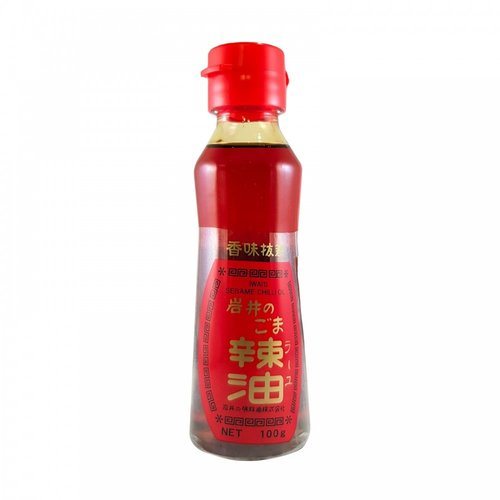 Iwai La-Yu Sesame Oil (Iwai), 100ml