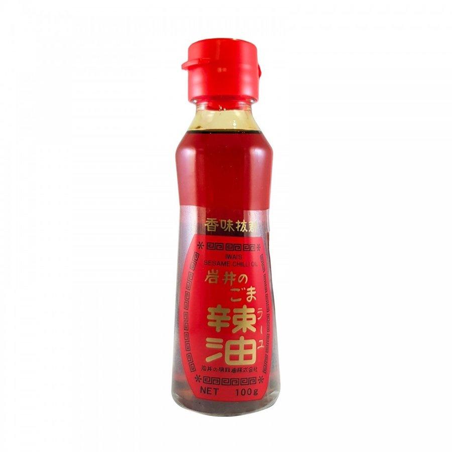 La-Yu Sesame Oil (Iwai), 100ml