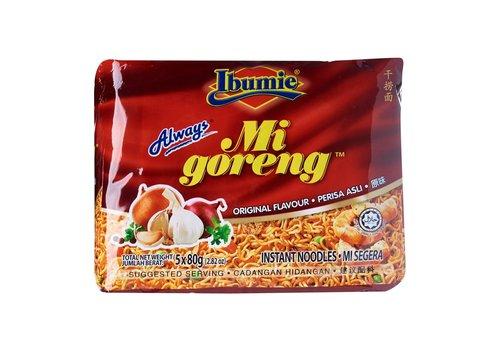Ibumie Ibumie Mi Goreng Original, 80g