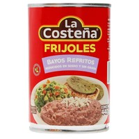 Refried Pinto Beans Low Sodium, 440g