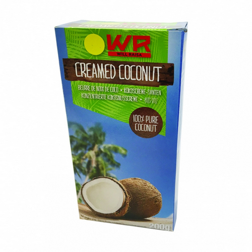 Creamed Coconut, 200g