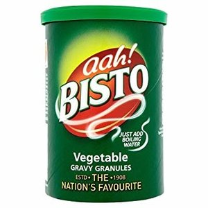 Bisto Vegetable Gravy Granules, 170g