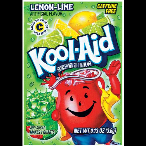 Kool Aid Kool-Aid Lemon Lime Sachets, 3.6g