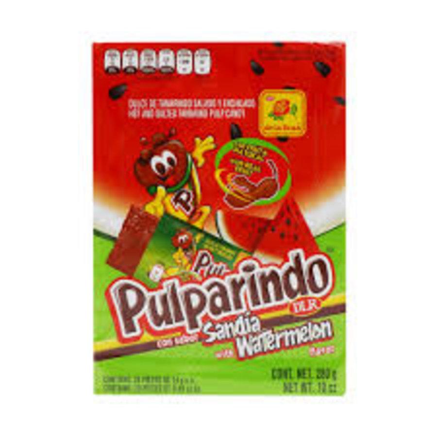 Pulparindo Watermelon flavor, 280g