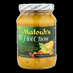 Matouk's Matouk's Hot Chow, 380g BBD March 2021