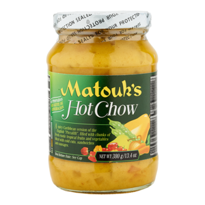 Matouk's Matouks Hot Chow, 380g