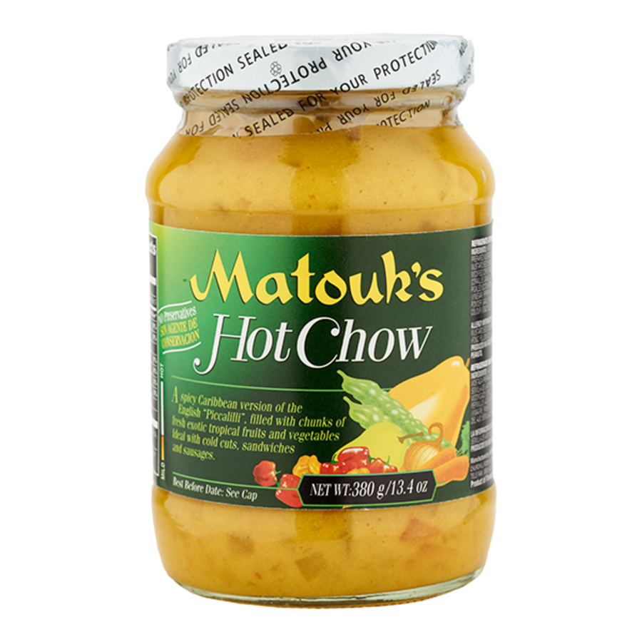 Hot Chow, 380g