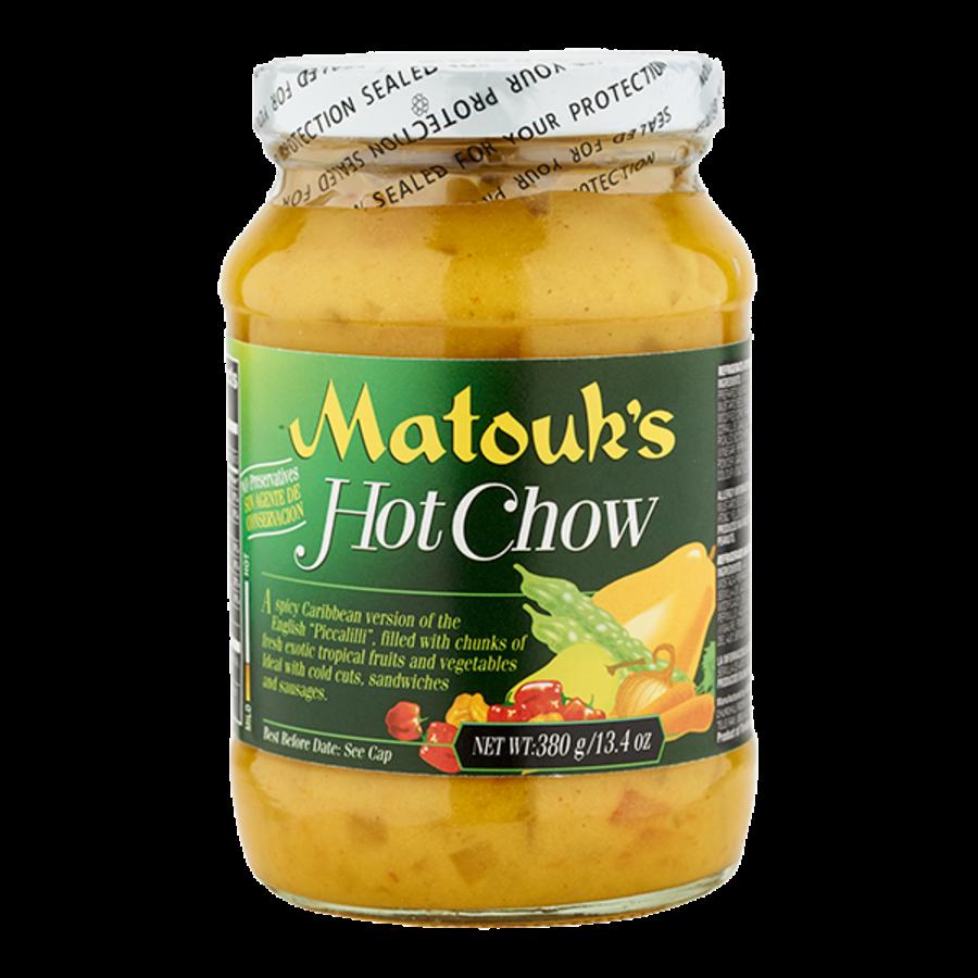 Matouk's Hot Chow, 380g