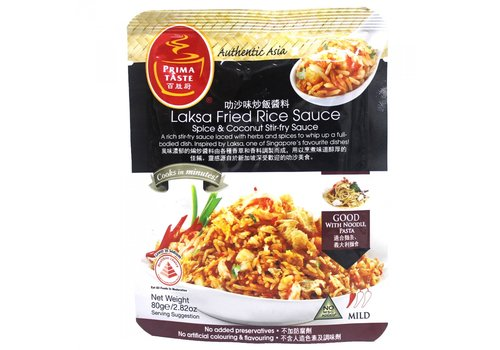 Prima Taste Laksa Fried Rice Sauce, 80g