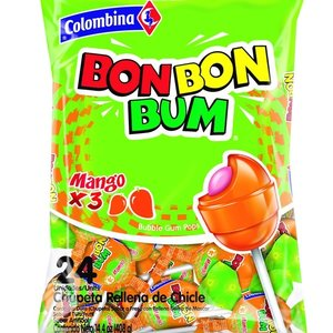 Bon Bon Bum Mango, 408g