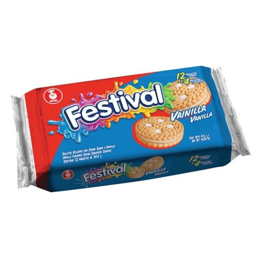 Festival Vanilla Cookies, 403g