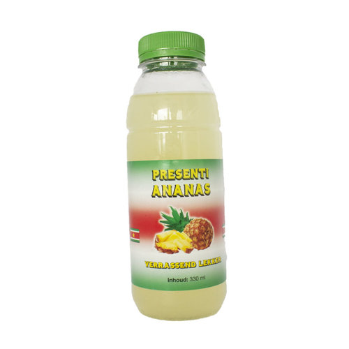 Presenti Ananas Sap, 330ml