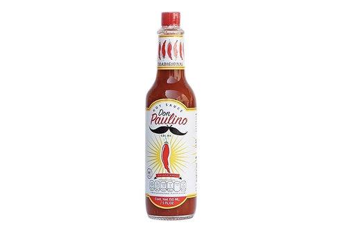 Don Paulino Tradicional Hot Sauce, 150ml