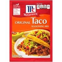 Taco Seasoning Mix, 28g