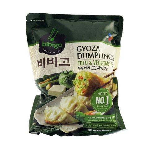 Bibigo Tofu & Vegetable Gyoza, 600g