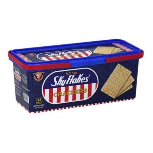 M.Y. San Sky Flakes Crackers, 850g