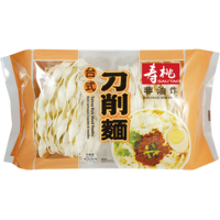 Taiwanese Style Sliced Noodle, 400g