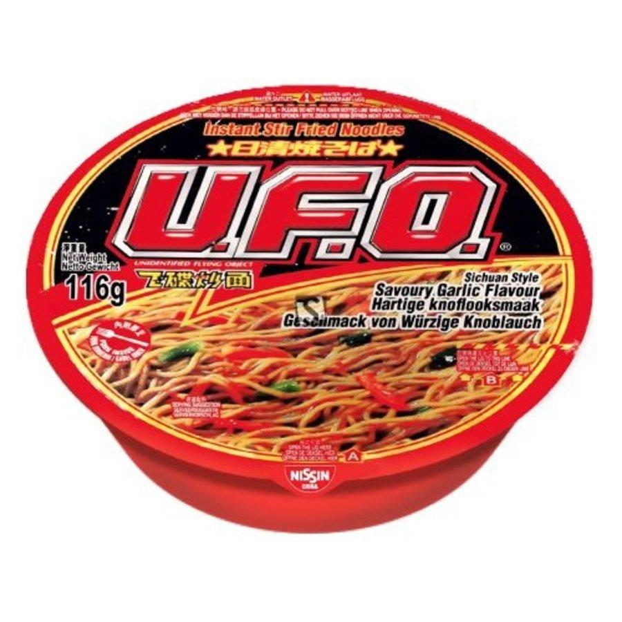 UFO Savoury Garlic Flavour, 116g