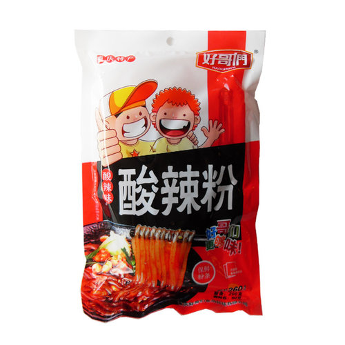 Haogemen Hot & Sour Soup, 260g