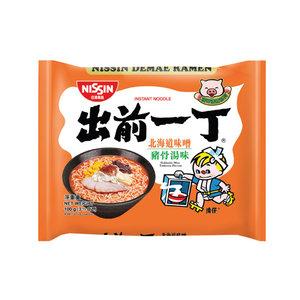 Nissin Hokkaido Miso Tonkotsu flavor, 100 g