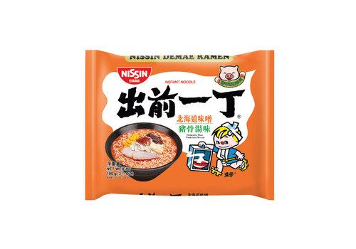 Nissin Hokkaido Miso Tonkotsu Flavor, 100g