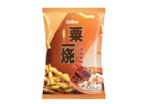 Calbee Lobster in Supreme Soup Corn Snack, 80g