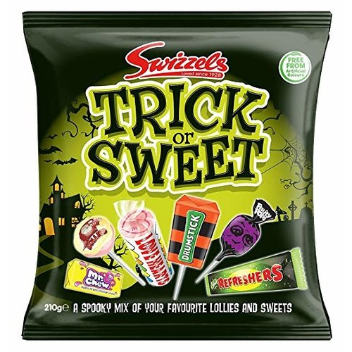 Swizzels Trick or Sweet, 210 g