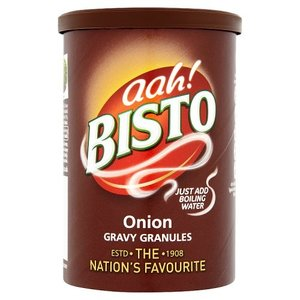 Bisto Onion Gravy Granules, 170g
