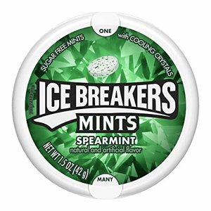 Ice Breakers Spearmint, 42g