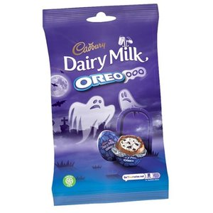 Cadbury Dairy Milk Oreo Eggs, 256g