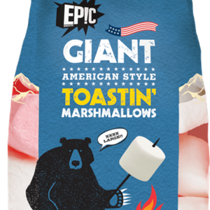 Epic Giant Marshmallows, 600g