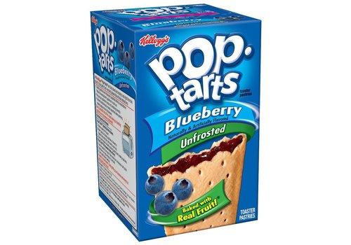 Kellogg's Pop Tarts Unfrosted Blueberry, 397g