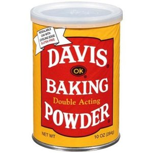 Davis Baking Powder, 230g