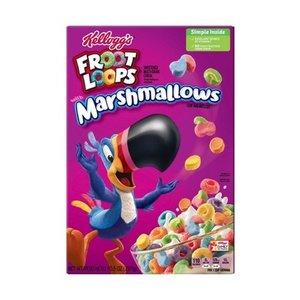 Kellogg's Froot Loops Marshmallows, 297g