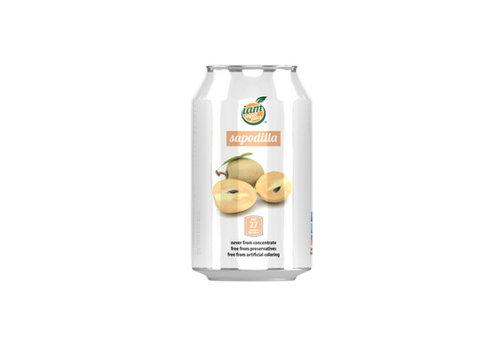 I Am Super Juice Sapodilla Juice, 330ml