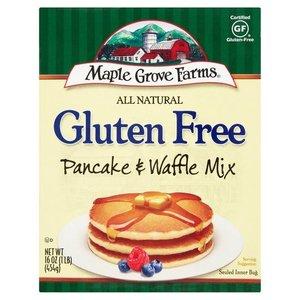 Maple Grove Farms Gluten Free Pancake & Waffle Mix, 454g