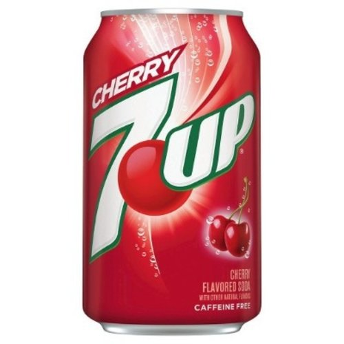 7 Up Cherry, 355ml