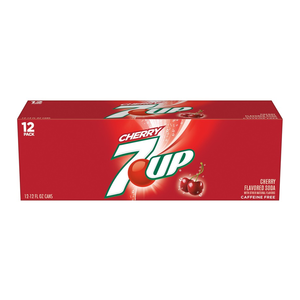 7 Up Cherry Fridgepack, 12x355ml