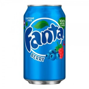 Fanta Blueberry, 355ml