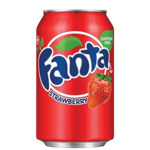 Fanta Strawberry, 355ml