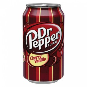 Dr. Pepper Dr. Pepper Cherry Vanilla, 355ml