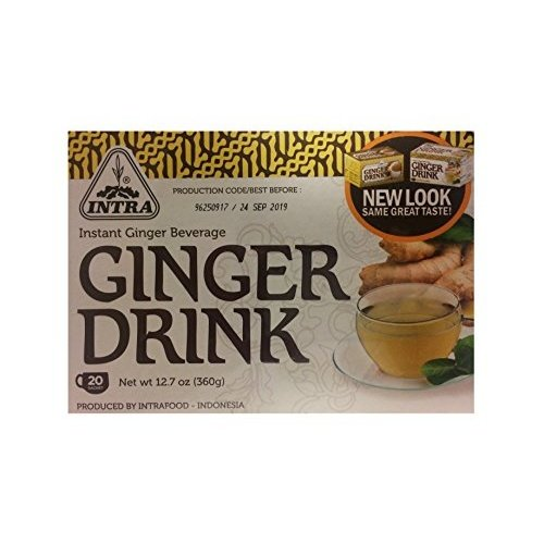 Intra Instant Ginger Drink, 360g
