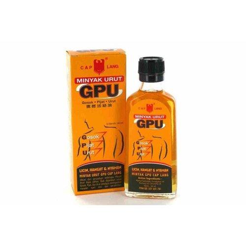 Eagle brand GPU Minyak Urut, 60ml