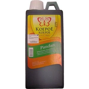 Koepoe Koepoe Pandan Paste, 1L