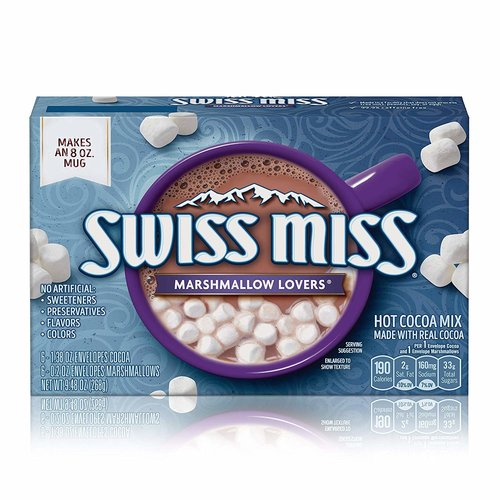 Swiss Miss Marshmallow Lovers, 268g