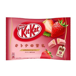 Nestle Kit Kat Mini Strawberry Japan, 135g