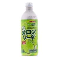 Melon Soda, 500ml