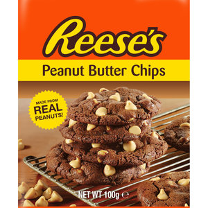 Reese's Reeses Peanut Butter Chips, 100g